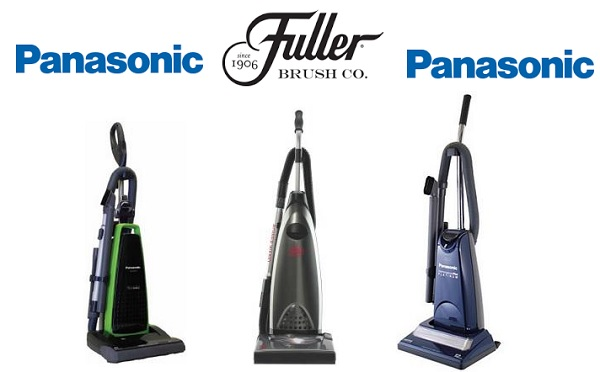 fuller brush panasonic upright vacuum cleaner