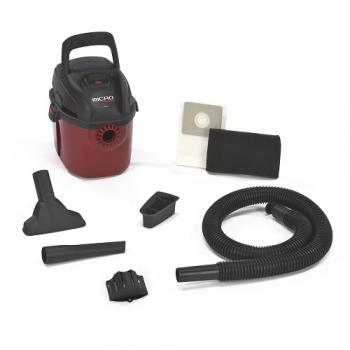 Aspirateur Sec et Humide Shop-Vac Micro Wet 20210 1 Gallon 1HP