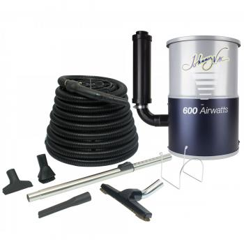 Spécial Ensemble Aspirateur Central Johnny Vac JV600