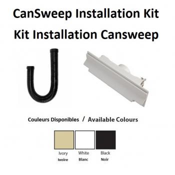Ensemble Installation CanSweep Canplas avec Prise CanSweep