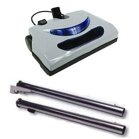 balai rotatif lectrique tapis johnny vac pour aspirateur central - Balai Brosse Rotative Electrique